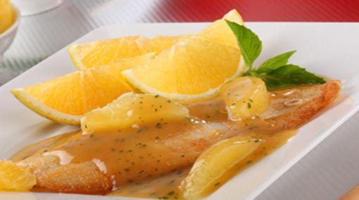 <p>Esta receta de lenguado a la naranja es muy ligera y sencilla de elaborar, además de nutritiva y baja en grasas Esta receta de lenguado a la naranja es muy ligera y sencilla de elaborar, además de nutritiva y baja en grasas. El lenguado es un pescado blanco, magro. Su contenido en grasa no supera […]</p>
