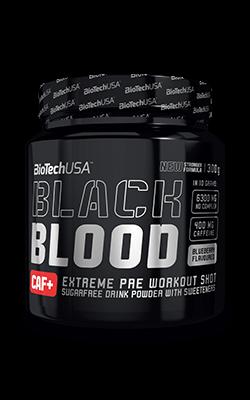 BLACK BLOOD CAF